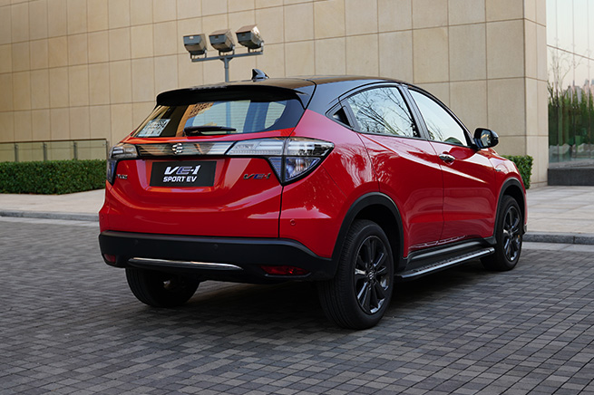 做有品质感的电动汽车 试驾广汽本田 VE-1
